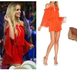 a3fc67e1463 Alice McCall Dresses - Alice McCall Locomotion Playsuit in Red.